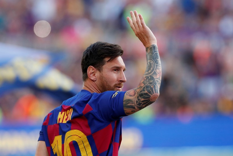 Löök Messist sõltuvale Barcelonale: argentiinlase vigastus on kardetust tõsisem