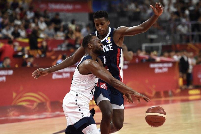 ÜLLATUSPOMM! Prantsusmaa lõi korvpalli MMil USA auti!