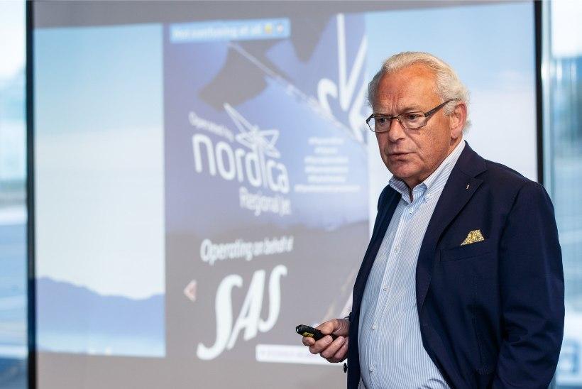 ÕL VIDEO | Toomas Uibo: jõudsime Eesti lennufirmaga kasumisse, ehkki piletimüük pole tulus