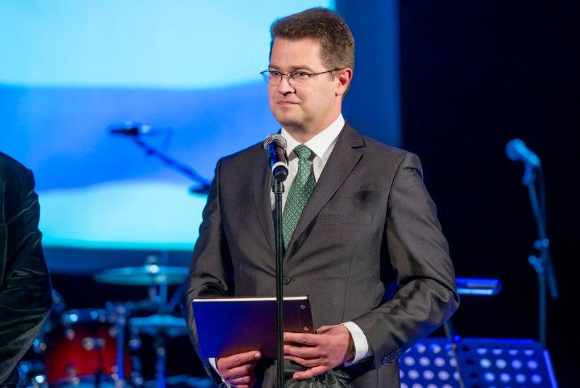 Kadri Simsoni asendusliikmeks riigikogus saab Marko Šorin