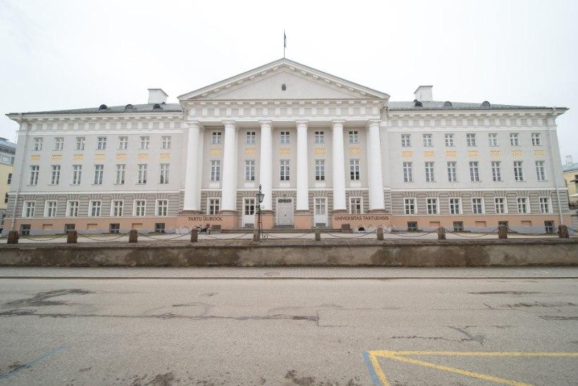 Tartu Ülikool püsib maailma parimate ülikoolide pingereas järjekindlalt kõrgel kohal