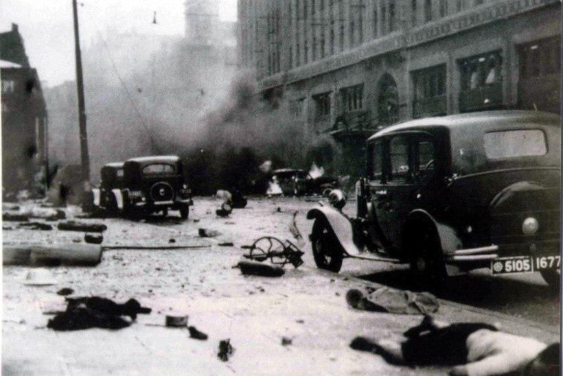 TÄNAVATEL VOOLAS VERI: Shanghai lahingu koledustest ei pääsenud ükski linnaelanik