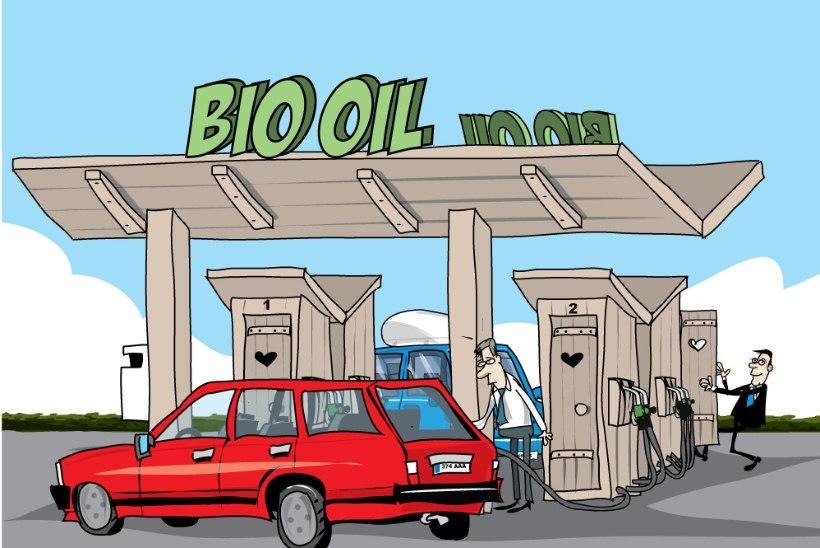 Juhtkiri | Paagitäis biolisandiga kütust? Tänan, ei!