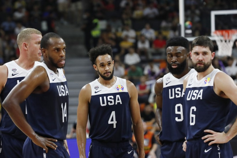 HÄVING! USA korvpallikoondis lõpetab MMi ajaloo halvima tulemusega
