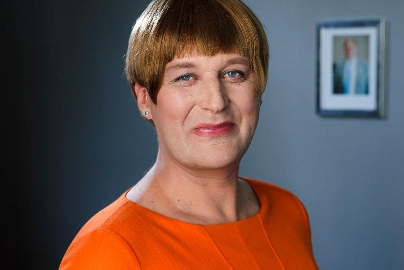 Ideaalne Merkelit parodeerima! Henrik Normann sai Saksamaalt vinge tööpakkumise