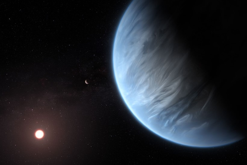 VEEMAAILM: astronoomid leidsid esimese planeedi, kus elu võib olla võimalik