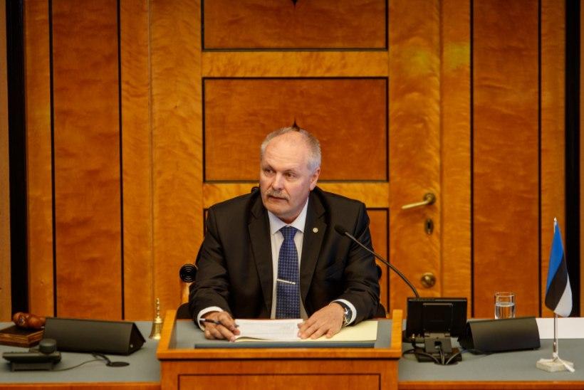 Mart Soidro | Riigikogu esimeestest. Eile ja täna