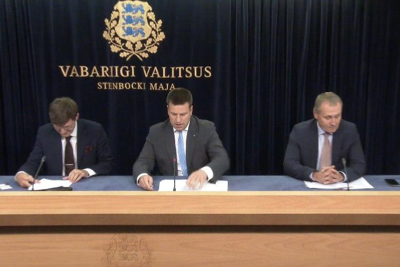 VIDEO | Martin Helme: me ei saa olla avaliku sektori palgatõusus optimistlikud