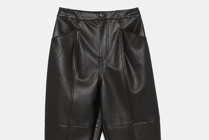MOETOIMETAJA SOOVITAB | Kunstnahast püksid on vihmasel hooajal ülihea valik!