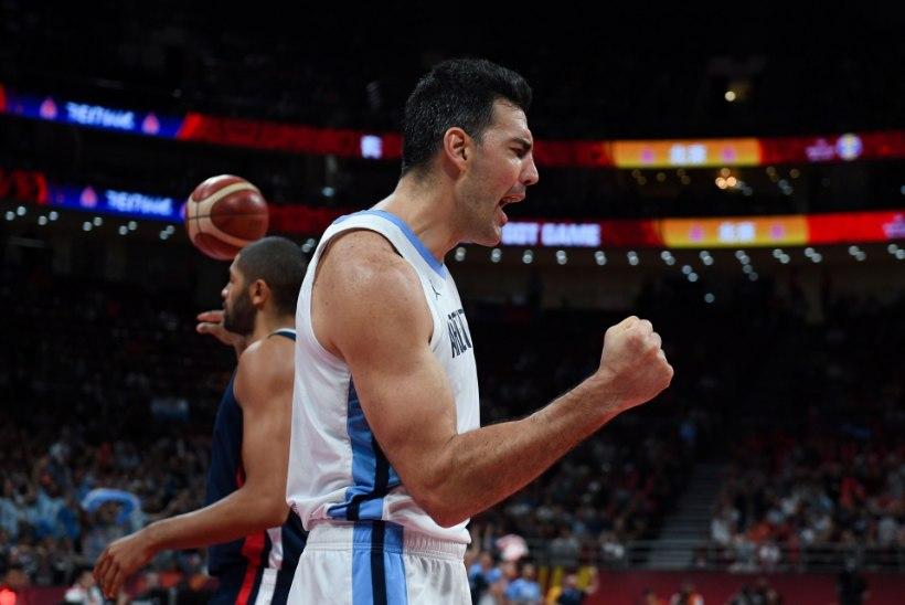 VÕIMAS! Vanameister Scola vedas Argentina MMi finaali
