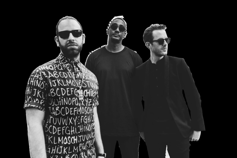 Trummi ja bassi legend Chase & Status esineb esimest korda Tartus toimuval Grindi peol