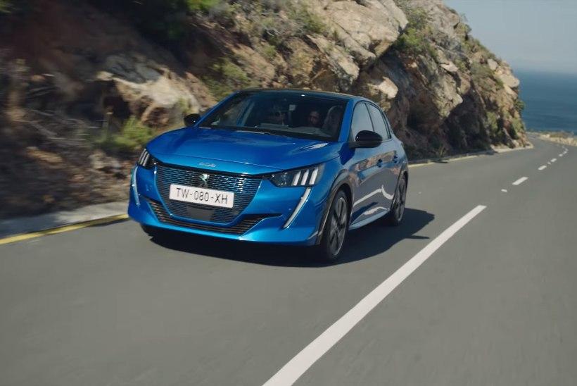 Peugeot 208 sai parima sõiduauto auhinna juba enne müügile jõudmist