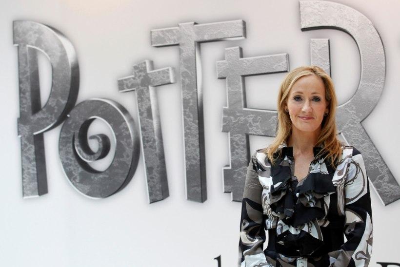Rowling annetas neuroloogiliste haiguste uurimiseks 17 miljonit eurot