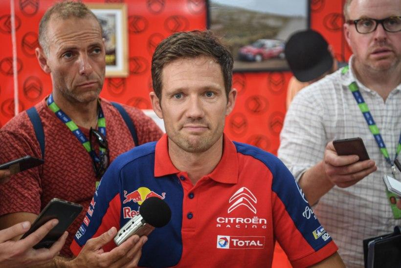 Pettunud Sebastien Ogier: meil pole õnne!
