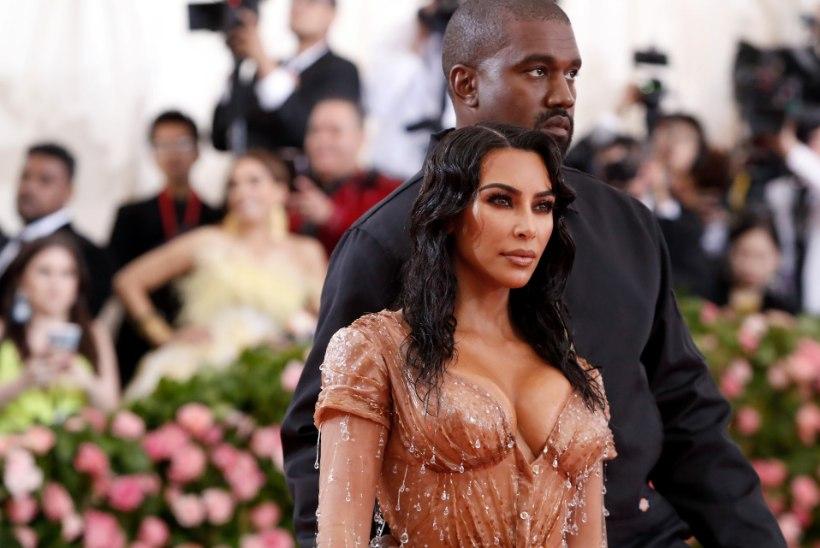 Kim Kardashiani verest leiti ränga haiguse märke