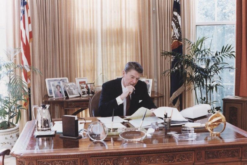Donald Trump astub Venemaa hävitamiseks Ronald Reagani jälgedes