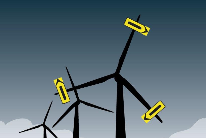 Ave Alavainu | Hiidlased hüüavad appi – suurusehullustuses kavandatakse tuuleparki