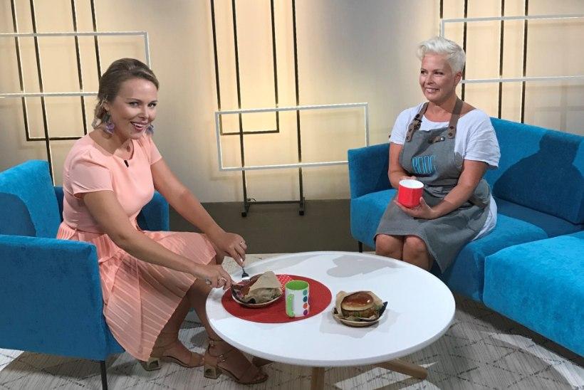FOTOD   ELEVANT MAHUB ÄRA! Piilu TV3 uude stuudiosse ja kaamera taha