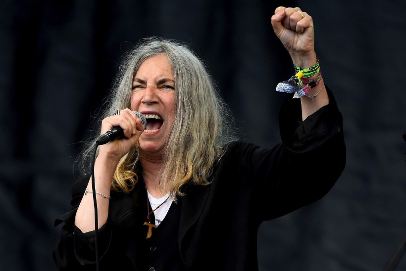 Patti Smith on Saint Laurent'i moemaja uus nägu