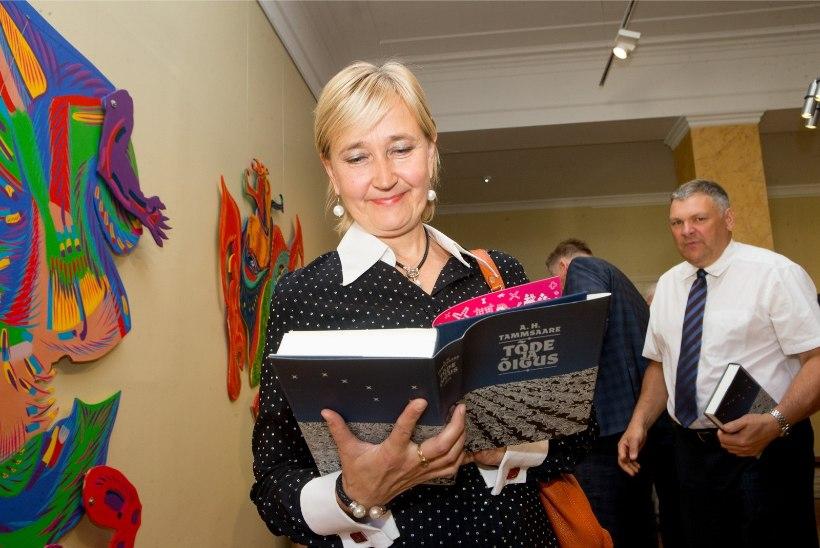 Marianne Mikko kirjutab elukooli raamatuks