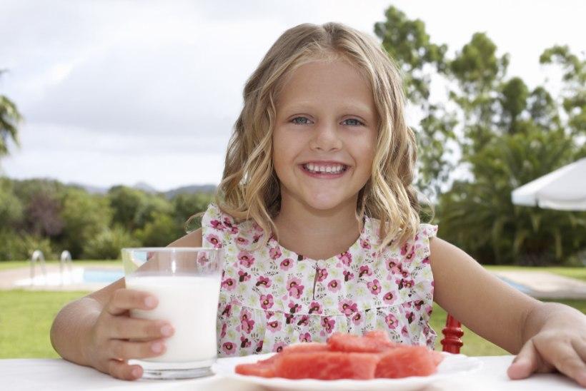 VAHVA VIDEO: vaata, mida räägivad mudilased piimast
