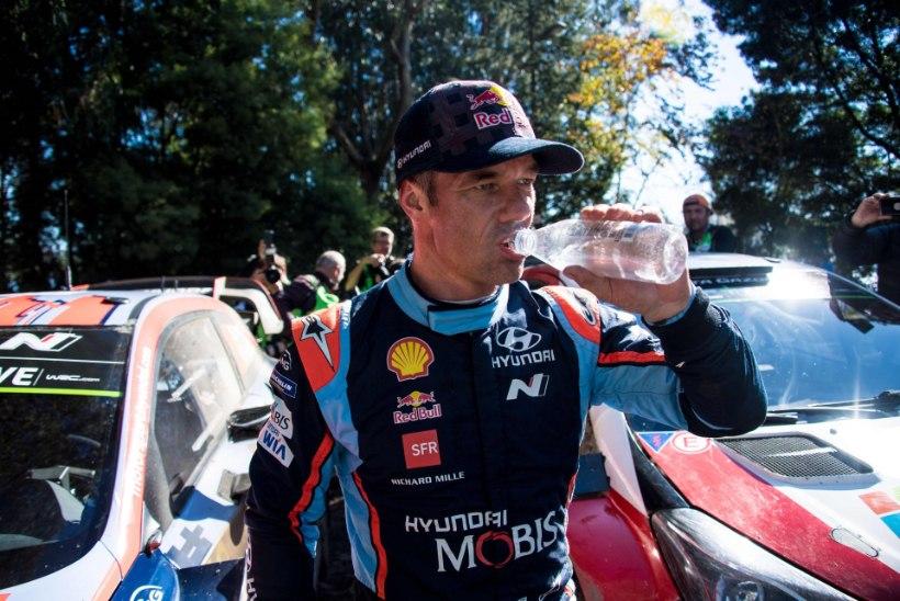 Legendaarne Loeb kihutab ka järgmisel aastal WRC-sarjas