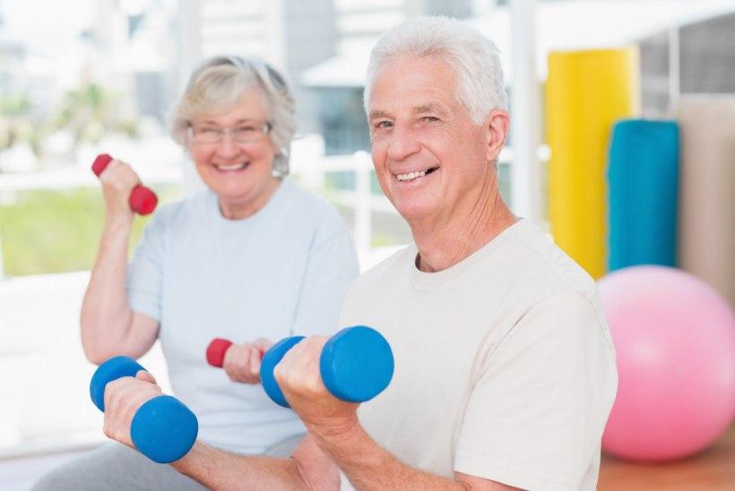 Teadlased: füüsiline aktiivsus aitab vaimset tervist hoida