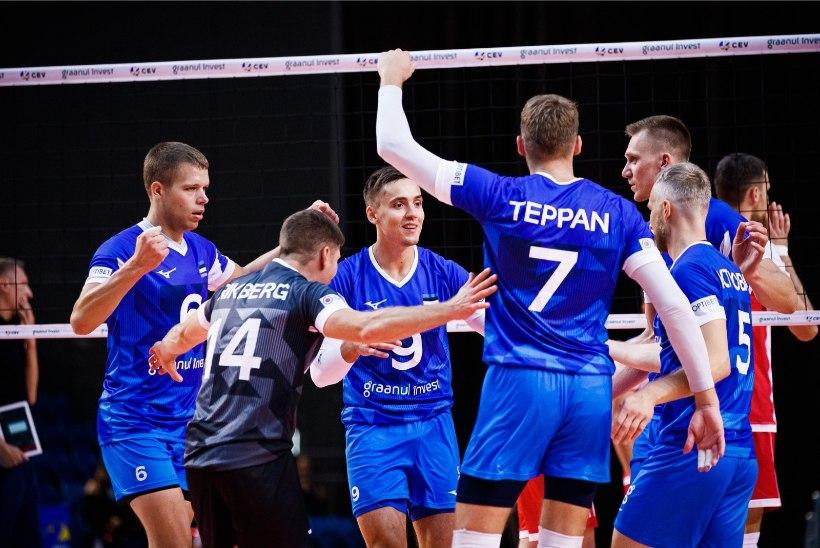 ÕL HOLLANDIS   Veerandfinaalist unistaval Eestil on võimalik pressida ennast Tokyo olümpia lävepakule