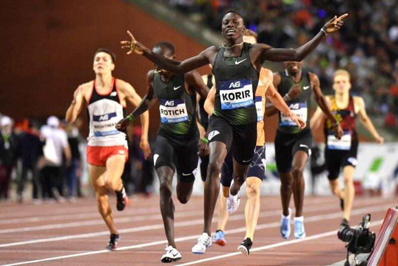 TOHOH! Keenia jooksja püüab MMil korrata legendaarse kuubalase saavutust