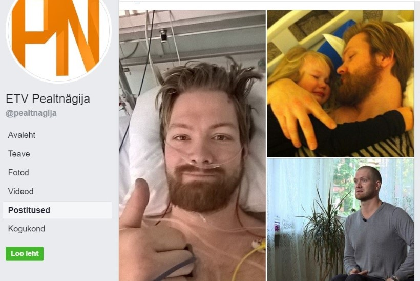 EESTLASED HEATEGEVUSEST EI VÄSI: ratastoolis nelja lapse isa sai raviraha kokku