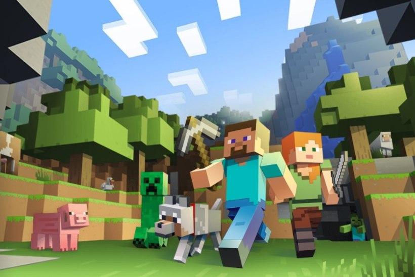 """ULMELISED NUMBRID! """"Minecrafti"""" mängib igakuiselt üle 112 miljoni inimese"""