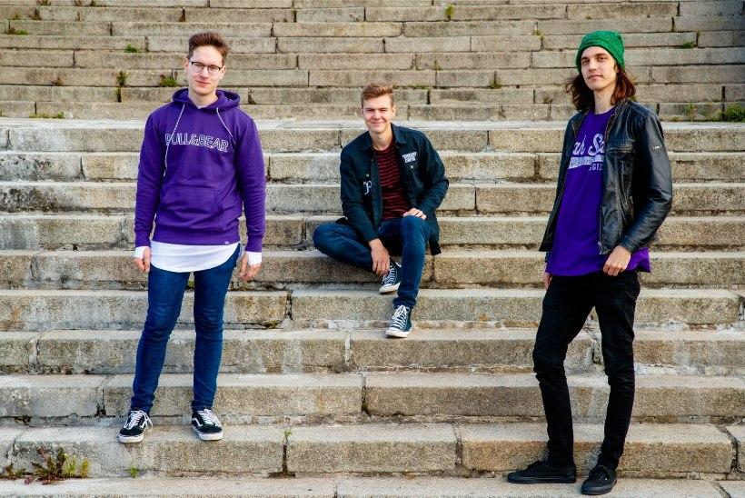 Noortebänd Noodle Charity: Eestis on pop-punk surnud, seega konkurente on meil vähe