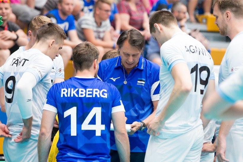 ÕL HOLLANDIS   Millised tulemused aitaksid Eesti alagrupist edasi?