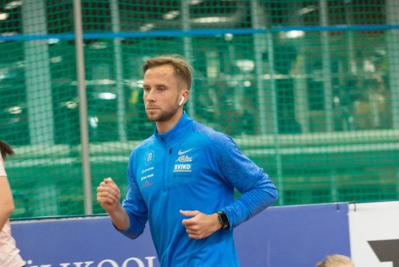 Rasmus Mägi sai Doha MMi peaproovil teise koha