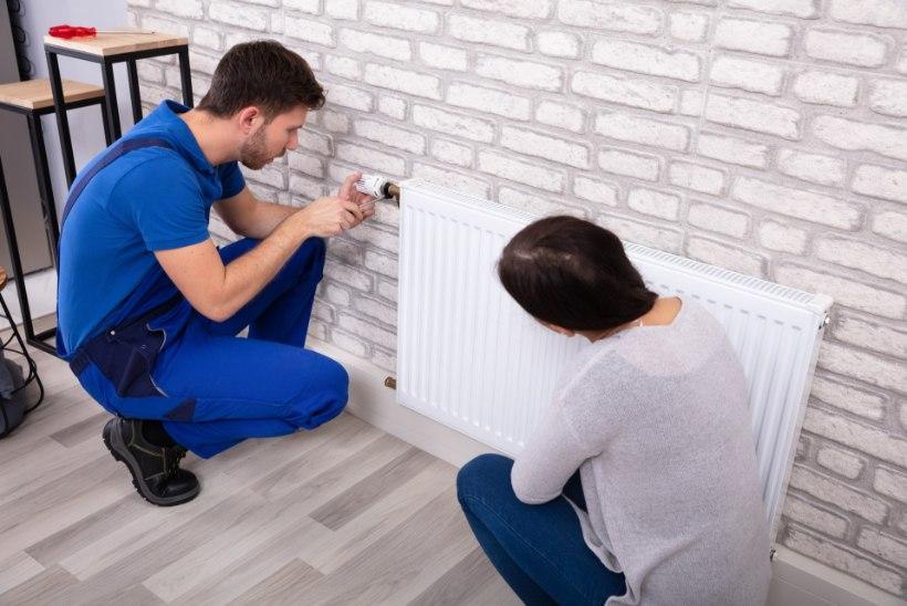 Põranda- või radiaatorküte – kumb on säästlikum?