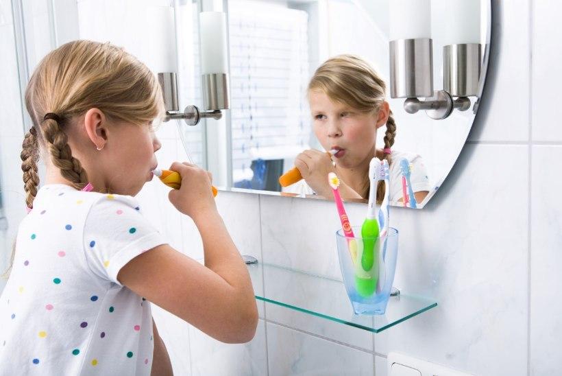 HAMBAD LAGUNEVAD: kui palju maksab tegelikult sinu lapse hambaravi?