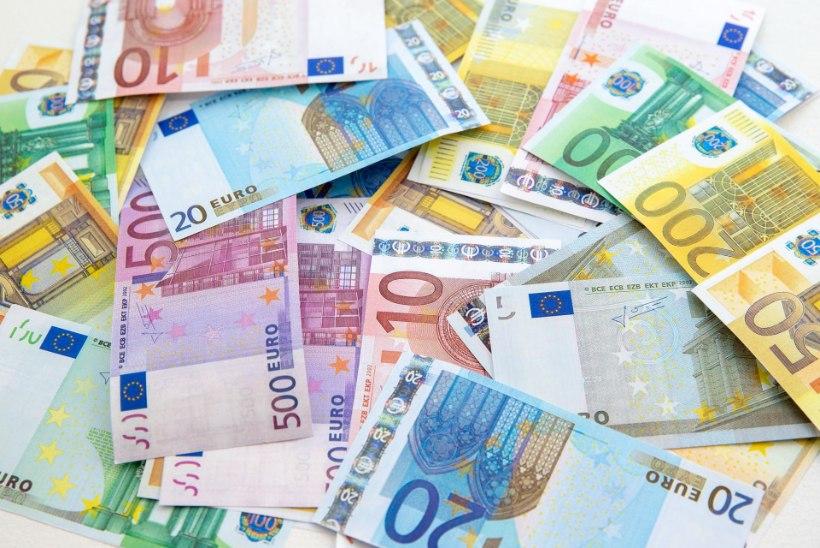 Ettevõtlust toetati möödunud aastal ligi 351 miljoni euroga