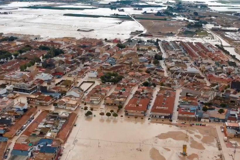 Hispaania taastub sajandi suurimatest paduvihmadest