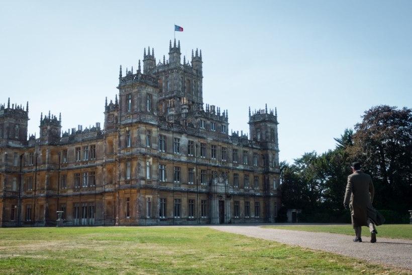 "Põnevad faktid filmi ""Downton Abbey"" kohta"