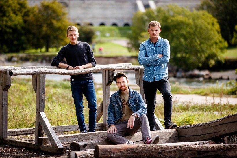 Noortebändi poolfinalist Nömmi: mida muud Järva-Jaanis teha, kui mitte muusikat!