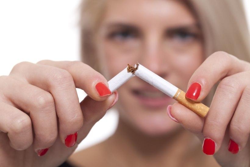 Perearst: suitsetamisest loobumine on lihtsam kui arvad