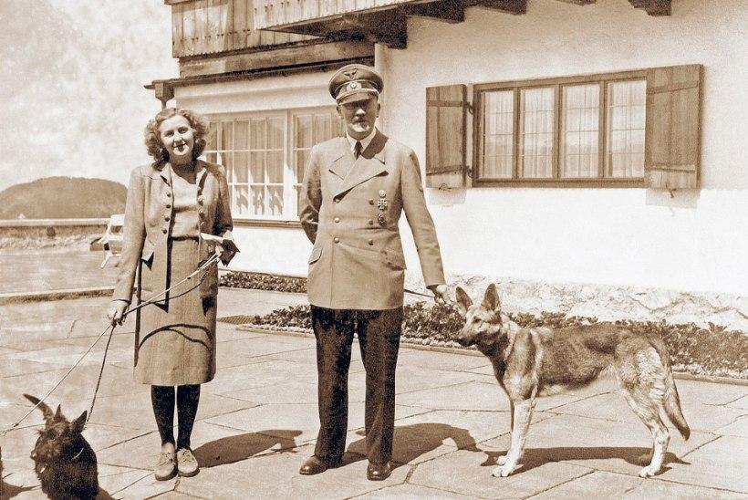 EBATAVALINE: militaaroksjonil müüakse Adolf Hitleri elukaaslase Eva Brauni aluspükse