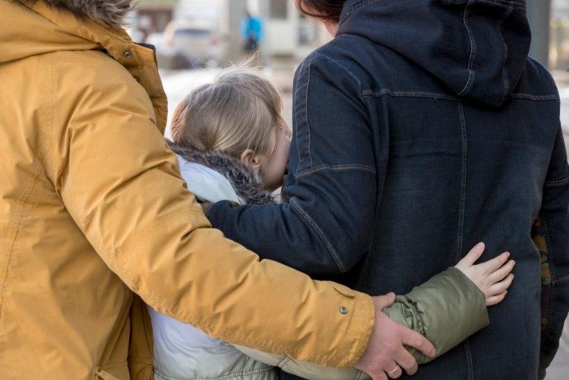 MEHE KOHTUVÕITLUS LAPSE EEST: lastekaitsjad tegid kohe selgeks, et isa roll on teisejärguline