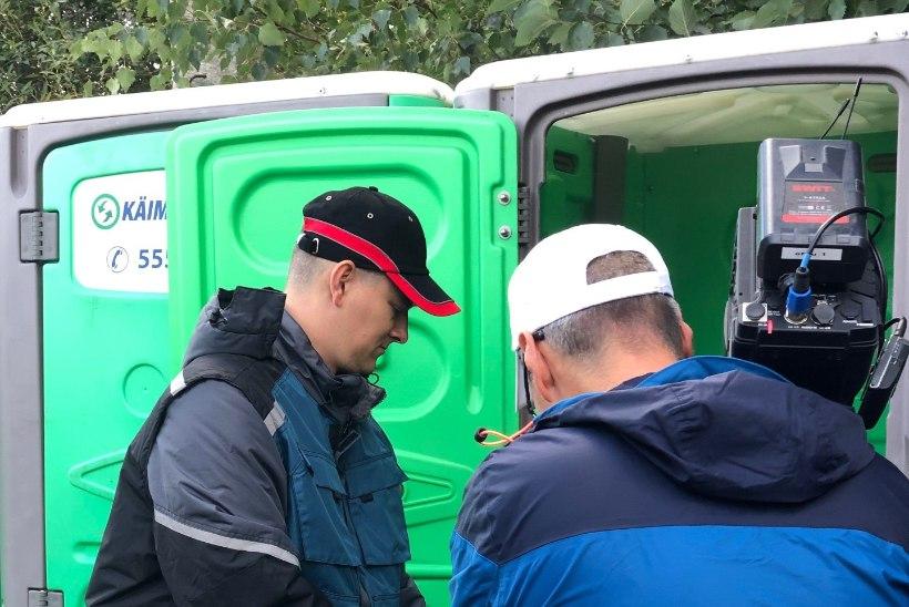 Jüri Butšakov hakkab väljakutse raames välipeldikuid puhastama