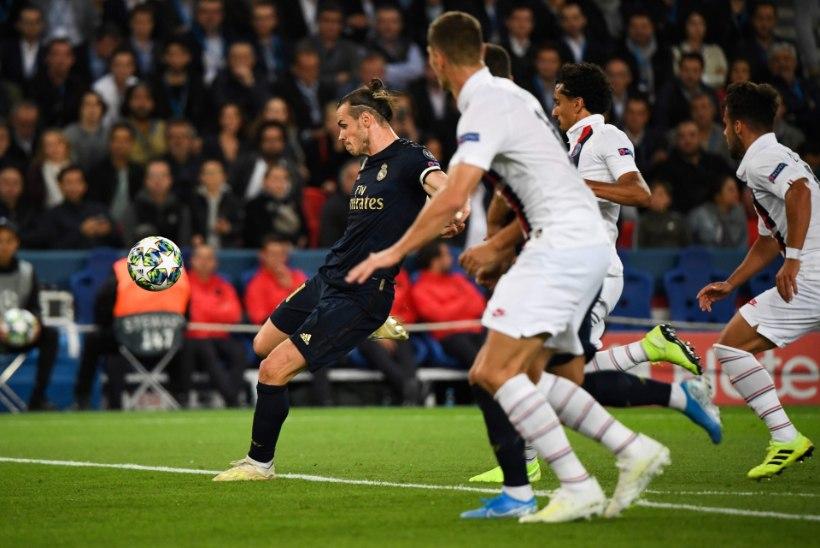 VIDEO | VALUS! Gareth Bale lõi tõelise iluvärava, kuid VAR tühistas selle