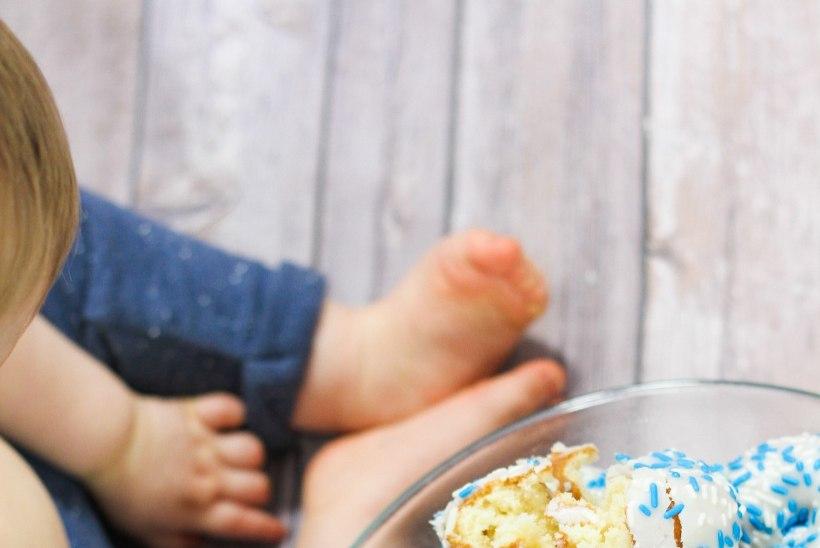 TARK VANEM   Laste toitumine: maiustused silma alt ära!