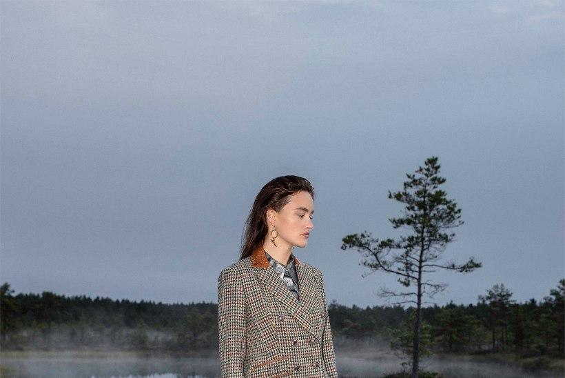 """VISKA PILK PEALE! Moelooja Oksana Tandit esitleb uut kollektsiooni """"Juured"""""""