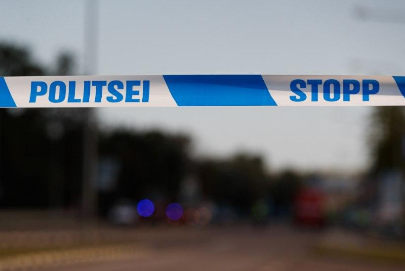 Kohtla-Järvel relva ähvardusel poodi röövinud mees peeti kinni