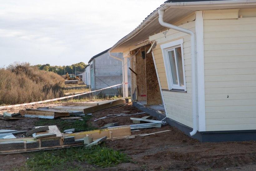 MÜSTIKA: maja lendas gaasiplahvatuses õhku, ometi ei ole hoone gaasitrassiga ühendatud!