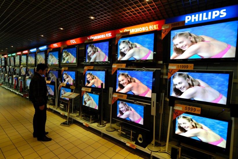 Neli asja, mida müügimehed sulle uue teleri ostul ei räägi